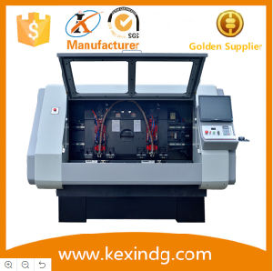 High Speed Two Spindle Drilling Machine for PCB pictures & photos