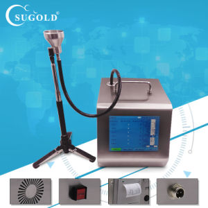 Sugold Y09-5100 Factory Laser Airborne Particle Counter pictures & photos
