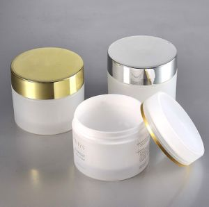 250g Plastic Body Care Hair Jar Container for Hair Gel pictures & photos