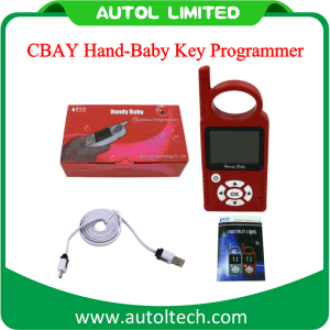 Cbay Hand-Held Car Key Copy Auto Key Programmer for 4D/46/48 Chips pictures & photos