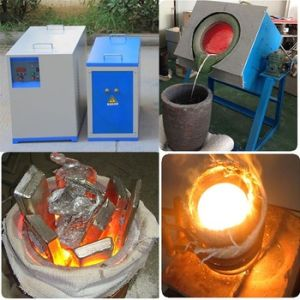 50kw High Frequency Induction Melting Furnace pictures & photos