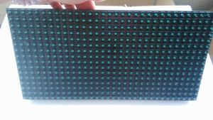 High Brightness Outdoor Single Color Single Blue LED Module LED Display LED Video Wall (P10) pictures & photos