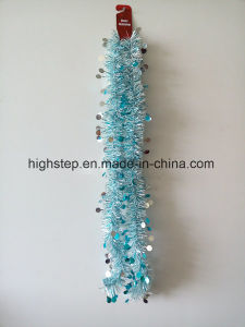 Christmas Tinsel Garland pictures & photos