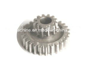 Precision Small Stainless Steel Spur Gear, Metal Double Spur Gear pictures & photos