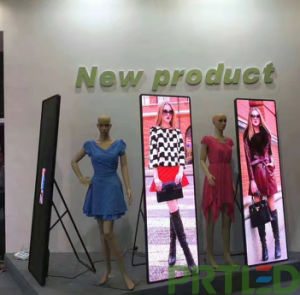Avant-Grade Digital Display LED Poster Panel for Indoor Advertising (P2.5) pictures & photos