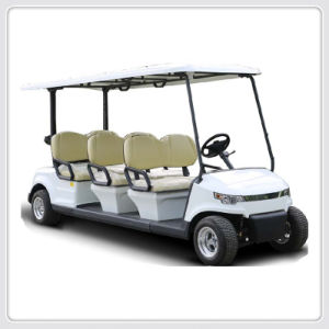 6 Person Ce Approve Golf Sports Electric Buggy New Model (DG-C6-8) pictures & photos