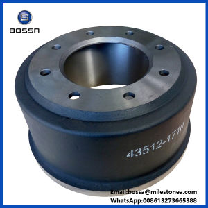 Sand Casting Brake Drum for Hino Truck pictures & photos