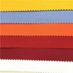 Twill Woven Fire Retardant Conductive Functional Fabric pictures & photos