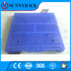 Warehouse Storage Industrial HDPE Plastic Pallet pictures & photos