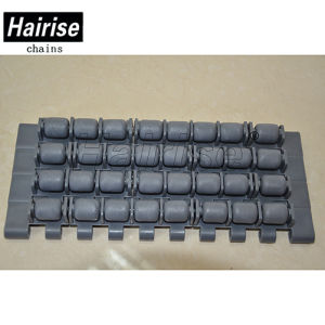 Har7706 POM/PP Modular Roller Conveyor Belt for Food pictures & photos