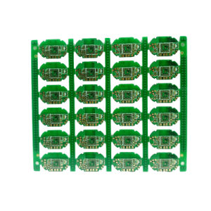 6 Layer Printed Circuit Board Blind Buried Via PCB Electronic Components pictures & photos