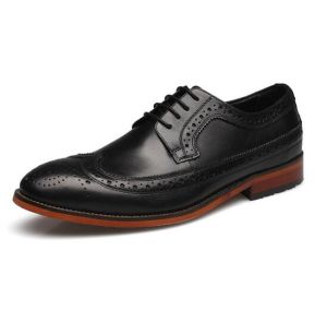 Leather Shoes Bullock Business New Fashion Men Oxfords Shoes (AKPX30) pictures & photos
