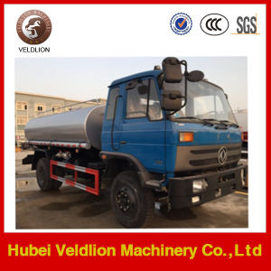 Factory Selling 170HP 4X2 10m3 Water Tank Truck pictures & photos