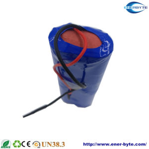 Lithium Battery Pack 7.4V 2000mAh pictures & photos