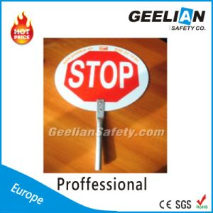 Plastic/Metal Road Safety Sign / Reflective Traffic Warning Sign pictures & photos