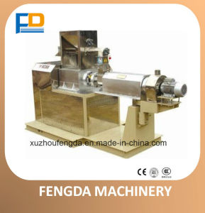 Aquafeed Feed Mill Twin Screw Dry Extruder pictures & photos