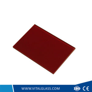 High Quality Colour Painted Glass for Building Glass pictures & photos