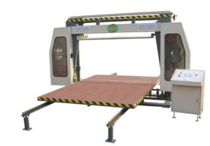 Computerized Horizontal Foam Cutting Machine Automatically pictures & photos