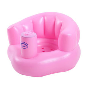 Inflatable PVC or TPU Baby Seat for Learning to Sit or Playing Seat pictures & photos