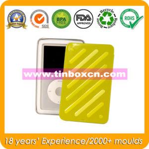 Rectangular Metal Tin for MP3, Electronics Tin Box, Gift Tins pictures & photos