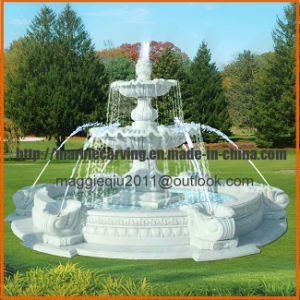 Cheap Quality Stone Commercial Fountain Water Outdoor Fountain for Garden Features Mf1703 pictures & photos