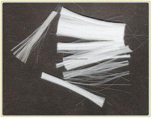 12mm Micro PP Polypropylene Fiber Virgin Monofilament PP Fiber Asphalt Concrete Fiber, pictures & photos