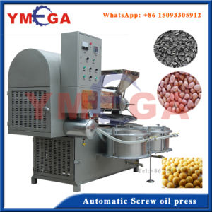 Industrial Use Multifunctional Linseed Flaxseed Oil Press Oil Making Machine pictures & photos