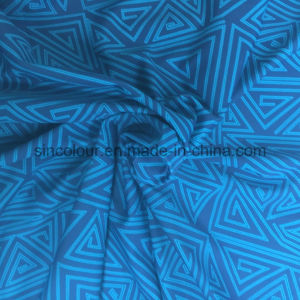 88%Polyester 12%Spandex Printing Fabric pictures & photos