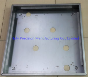 OEM Metal Stamping Parts, Sheet Metal Fabrication (deep drawing-150mm) pictures & photos