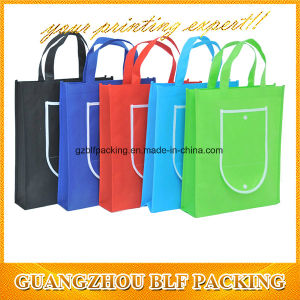 Fashion Non Woven Bag/Nonwoven Bag/Non-Woven Bag (BLF-NW001) pictures & photos