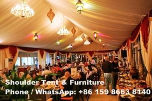 Hajj Tents for Hajj Festival, Ramadan Tents for Muslim People pictures & photos