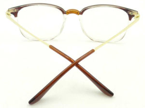 Ot17439 New Design Fashion Cheap Optical Glasses Plastic Material Optics Spectacles pictures & photos