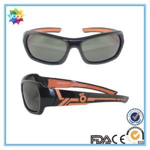 Tr90 Kids Sunglasses Sport Design with Polarized Lenses