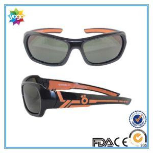 Tr90 Kids Sunglasses Sport Design with Polarized Revo Lenses pictures & photos