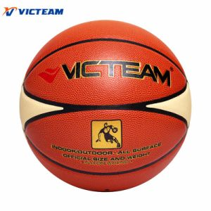 Wholesale Size 5 6 7 PU Personalized Basketball pictures & photos