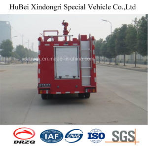4ton Isuzu Water Fire Engine Special Truck Euro 4 pictures & photos