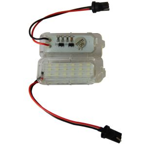 High Bright 8-30V License Plate Light 3528SMD Focus LED