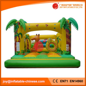 China Inflatable Palm Tree Outdoor Playground Jumping Castle Bouncer (T1-523) pictures & photos