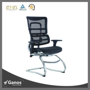 2016 New Design Chromed Mesh Staff Chair pictures & photos