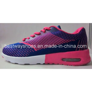 Flyknit Shoes Comfortable Shoes for Women pictures & photos