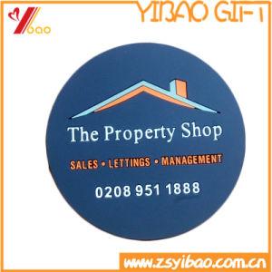 Custom Non-Slip PVC Coaster of Gift (YB-HR-384) pictures & photos
