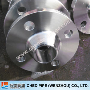 Stainless Steel Pipe Fitting Wn (butt weld) Flange pictures & photos
