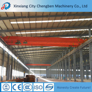 Electric Single Beam Bridge Traveling Used Crane for Sale pictures & photos