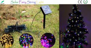 Christmas and Wedding Decoration Solar Fairy String Light pictures & photos