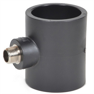 HDPE 90 Degree Brass Male Elbow for Water Supply DIN Standard SDR11 pictures & photos