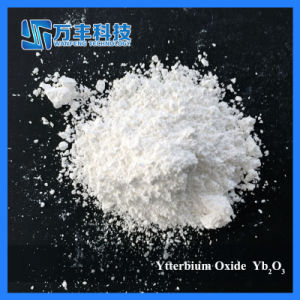 2017 Best 99.99% Ytterbium Oxide Price pictures & photos