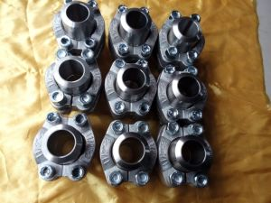 Flange Clamp for Hydraulic System pictures & photos