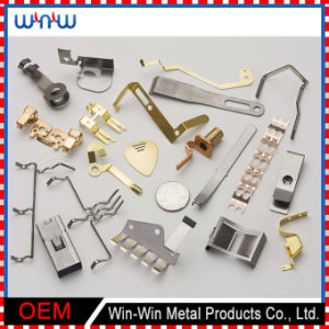 Cheap Custom Metal CNC Sewing Machine Spare Parts pictures & photos