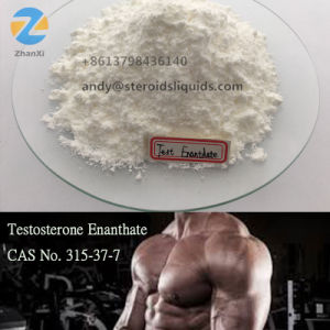 Muscle Gain High Purity Steroids Powder Testosterone Enanthate Test Enanthate pictures & photos