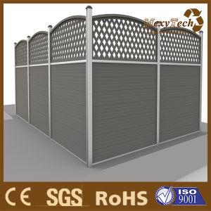 Chinese Style Design Composite Trellis Decorative Fence Panels pictures & photos